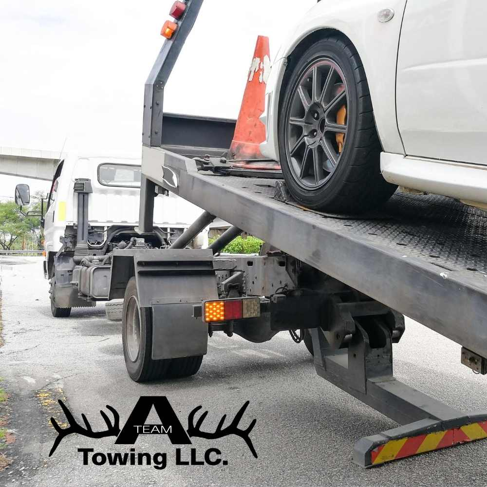 A Team Towing Ely Nevada